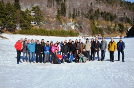 Social Trip to Elatohori Ski Center on 31 Jan 18