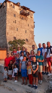 Social Trip for SEEBRIG HQ nucleus staff and their families to Chalkidiki, Na 3 from 14 to 15 Sep 19