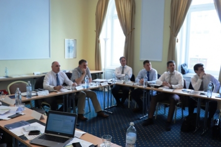 Participation of SEEBRIG personnel in the Environmental Protection Planning Workshop, 5 to 6 June 2019, OSCE Vienna, Austria