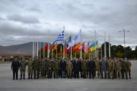 "Distinguished Visitors Day (DV Day) of the Exercise ""SEVEN STARS - 18"", 16 November 2018, Tyrnavos, Na3"