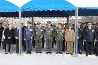 COMSEEBRIG's participation in Command Handover-Takeover Ceremonies at 1st HN Army HQ (05 February 2019, Larissa, Na-3), HN Tactical Air Force HQ (05 February 2019, Larissa, Na-3) and NRDC-GR HQ (06 February 2019, Thessaloniki, Na-3)