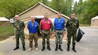 "Participation of SEEBRIG personnel in ""BOSNA I HERCEGOVINA 2017"" exercise in Tuzla, 25 – 29 September 2017"