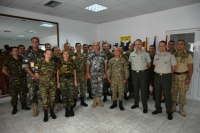 Farewell and Medal Ceremony for CG5 on 13th Sep 2019 Tyrnavos/Larissa Na-3