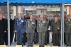 Presence of COMSEEBRIG and COS at the Handover – Takeover (HO-TO) ceremonies of 1st Hellenic Army and Na 3 Tactical Air Force (TAF) ( Na 3, 26 Jan 2017 )