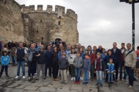 Cultural trip to Thessaloniki for SEEBRIG Nucleus Staff and their families Thessaloniki, Na3, 7 October 2017