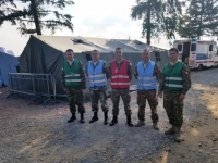 "Participation of SEEBRIG personnel in ""SRBIJA 2018"" Ex, 8 – 11 Oct 18, Serbia"