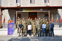 Crisis Communication Course, in SEEBRIG HQ  Tyrnavos (Na 3), 29 –31 May 2018