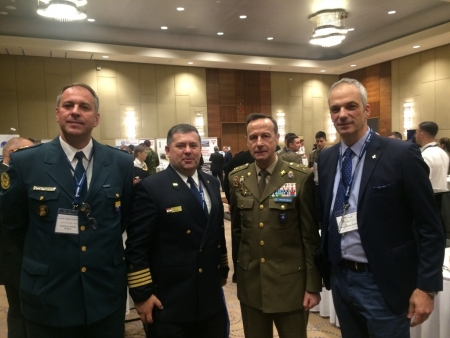 "Participation of SEEBRIG personnel in ""COMBAT LOGISTIC CONFERENCE"", 29-31 January 2019, Krakow, Poland"