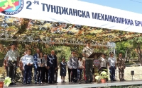 COMSEEBRIG Participation in 2nd Mechanized Brigade Tundzha 22nd Anniversary, Stara Zagora/Na-2, 01 September 2020