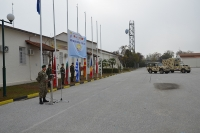 Speech of COMSEEBRIG BG Tudorica PETRACHE  at the Opening Ceremony of Exercise SEVEN STARS 2018, 10 November 2018, Tyrnavos/ Na3