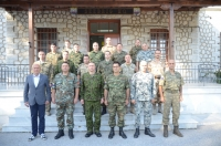 LITPOLUKRBRIG Working Visit (03-06 Oct 2016)