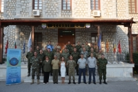Disaster Relief Operations Course for SEEBRIG HQ nucleus staff, 10-12 Sep 2019, Tyrnavos/Larissa Na-3