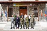 Visit of SEEBRIG HQ Relocation Preparation Team (RPT) from Na 5, 15 – 16 May 2018
