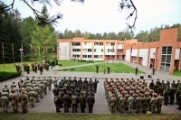 Participation of SEEBRIG personnel in MAPLE ARCH 18 Ex, 01-12 Oct 18, Lithuania